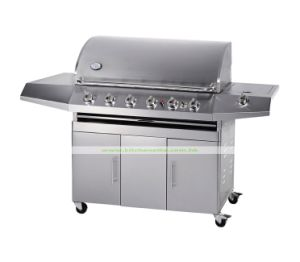 Stainless Steel Freestanding Gas BBQ for Outdoor Kitchen (WH-D936)