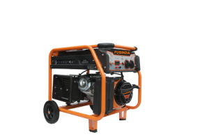 5kw/5kVA/ 4-Stroke Portable Gasoline/Petrol Generators with Ce (188FD) pictures & photos
