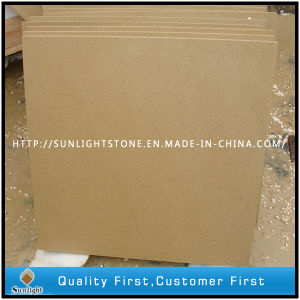 Yellow Sandstone/Beige Sandstone Without Veins pictures & photos