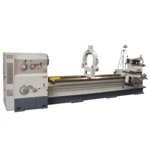 Heavy Duty Large Gap Bed Lathe Machine (CW62103C) pictures & photos