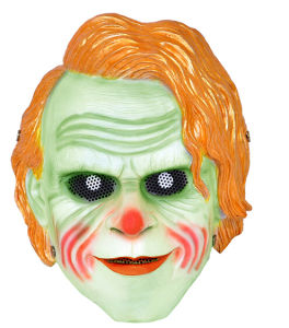 ′numen′ Metal Mesh Fiberglass Clown Full Face Halloween Mask pictures & photos