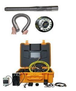 Recording, Keyboard, Video Pipe Inspection Camera pictures & photos