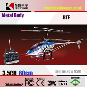 Hcw 8501super Size Skyking RC Helicopter with Gyro pictures & photos
