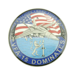 Custom Wholesale USA Air Force Souvenir Coins pictures & photos