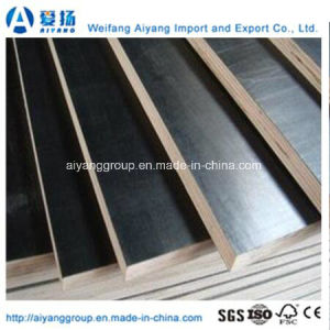 Building Grade Film Faced Plywood with Best Price pictures & photos