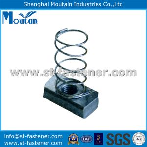 Stainless Steel 304 Long Spring Nut