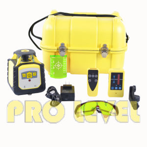 Automatic Leveling Green Rotary Laser Level (SRE-203G) pictures & photos