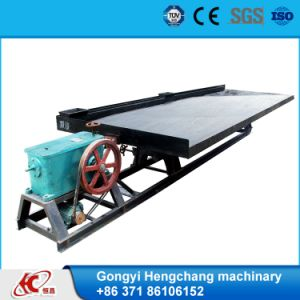 High Efficiency Mining Machine Shake Table Gold Separation Shaking Table pictures & photos