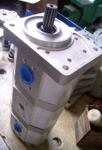 Triple Gear Pump Cbql-F563/63/20-Cfh Made in China pictures & photos