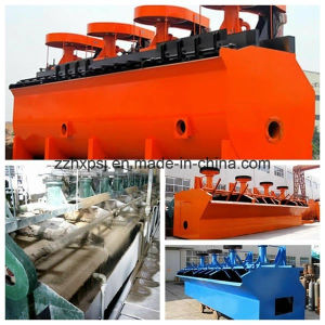 Gold Mine Mini Flotation Cell Machine pictures & photos