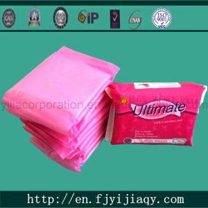 Day Use Sanitary Napkin/Sanitary Towel pictures & photos