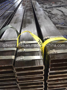 Machinery Industry Steel Tube Size 200X50X8mm pictures & photos