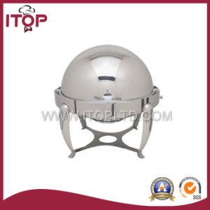 Apply to Hotel Stainless Steel Serving Dish (HCD-703) pictures & photos