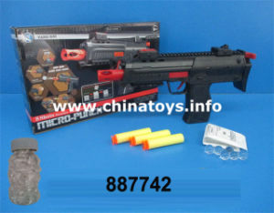 Cheap Plastic Toys Gun with Water Bullet, Soft Bullet (887742) pictures & photos