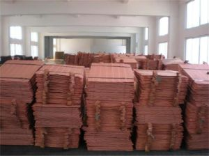 Copper Cathode 99.99%, Electrolytic Copper, Cathode Copper pictures & photos