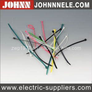 Self-Locking Wire Cable Ties Nylon Cable Tie with UL pictures & photos