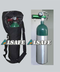 Travel Equipped Aluminum Tank Portable Oxygen pictures & photos