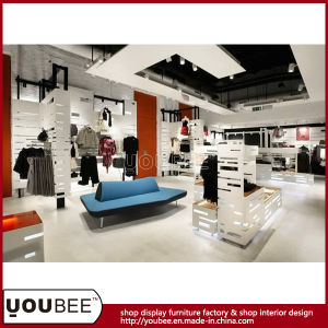 Fashion Clothes Shop Fixtures, Ladies Clothing Shop Fittings From Factory pictures & photos