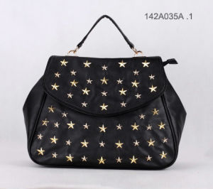 Fashion Lady PU Handbag (JYB-27095) pictures & photos