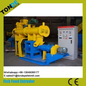 Manufacturer Fish Pet Dog Feed Pellet Processing Equipment Line pictures & photos