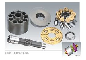 Application to Bob Cat337 Hydraulic Swing Motor Spare Parts for Construction Machinery Excavator pictures & photos