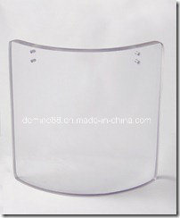 Lexan Ge Sabic Bullet Proof Mask pictures & photos