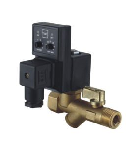 Electric Timer Controlled Solenoid Automatic Drain Valve (CS-720) pictures & photos