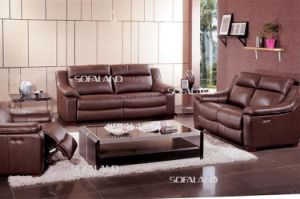 Electric Recliner Sofa 729# pictures & photos