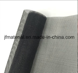 18*16mesh Black (charcoal) Fiberglass Screen Mesh Unti Mosquito pictures & photos