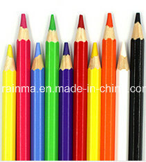 High Quality Color Pencil with Good Wood and Soft Lead pictures & photos