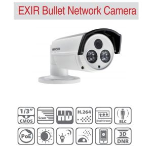Hikvision Waterproof 3MP High Resolution Network Exir Bullet Camera 3 Megapixel IP Camera (DS-2CD2232-I5) pictures & photos