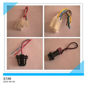 Manufacture Auto Lamp Part Customized Wire Harness pictures & photos