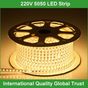 110 Volt LED Flexible Light Strip Waterproof