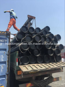 AISI 304/316 Accurate Slotted Casing Screen Pipe with ISO/Ce Certification pictures & photos