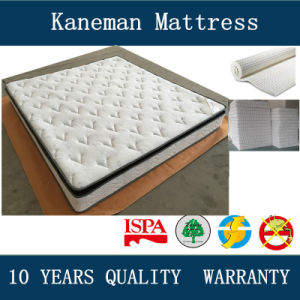 Hebei Kaneman Compress Spring Mattress pictures & photos