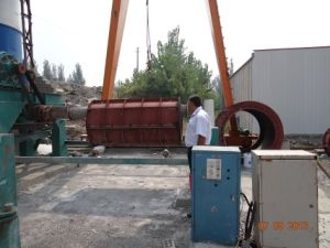 Construction Ring Pipes Making Machinery pictures & photos