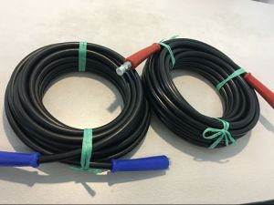6000 Psi Rubber Jet Wash Hose pictures & photos