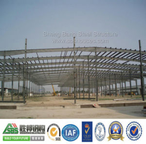 Professional Supplier Fabrication Steel Structure Building pictures & photos