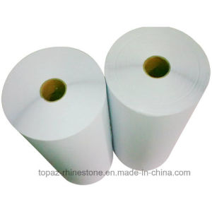 Adhesive Glue Embroidery Hot Melt Backing Adhesive Film for Fabric (HF-PES) pictures & photos