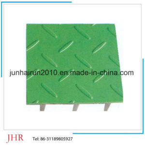 FRP Molded Grating Gritted Drainage Top Cover pictures & photos