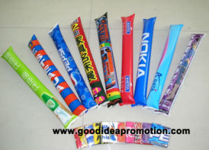 Promotional Cheer Stick with Customer Logo pictures & photos
