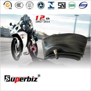 China High Quality Motorcycle Butyl Tube, Cheap Butyl Inner Tube, (300-17) Butyl Tube pictures & photos
