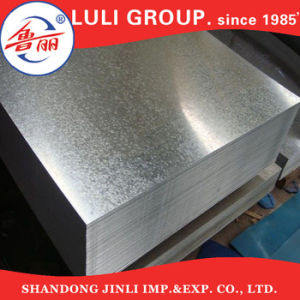 Hot Dipped Galvanized Steel Sheets in Coils 0.16-2.0mm*914-1250mm pictures & photos