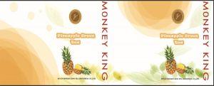 Pineapple Fruit Green Tea