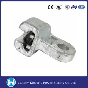 Hot DIP Galvanized Socket Eye for Linking Fitting pictures & photos