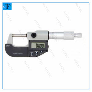 IP54 Water Resistant out Side Electronic Micrometer (3 buttons) pictures & photos