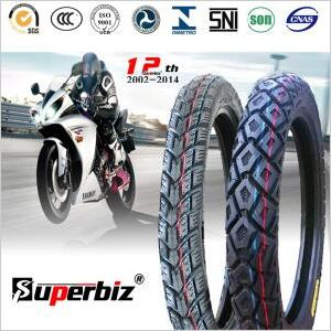 High Teeth 100cc Motorcycle Tire (3.00-18) (3.00-17) pictures & photos