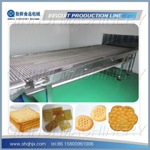 Complete Full Automatic Biscuit Press Machine pictures & photos