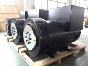 Jiangsu Factory AC Brushless 400kVA Alternator Generators pictures & photos