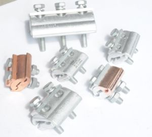 Aluminum Parallel Groove Clamp Al Clamp Pg Connector pictures & photos